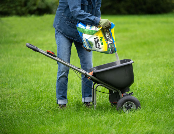 Preen One provides up to 4 months of crabgrass control.