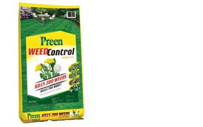 Preen Weed Control