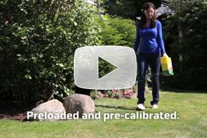 Preen Lawn Weed Control Ready2Go Spreader video