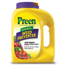 Preen Natural Garden Weed Preventer