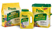 Preen Garden Weed Preventer Plus Plant Food